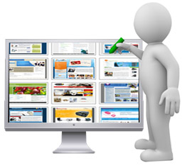 professional website design and maintainance india