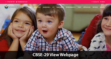 CBSE Website Designs